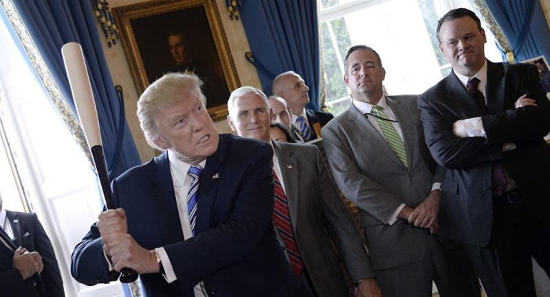 Trump ameaça países que não votarem pelos EUA na Copa