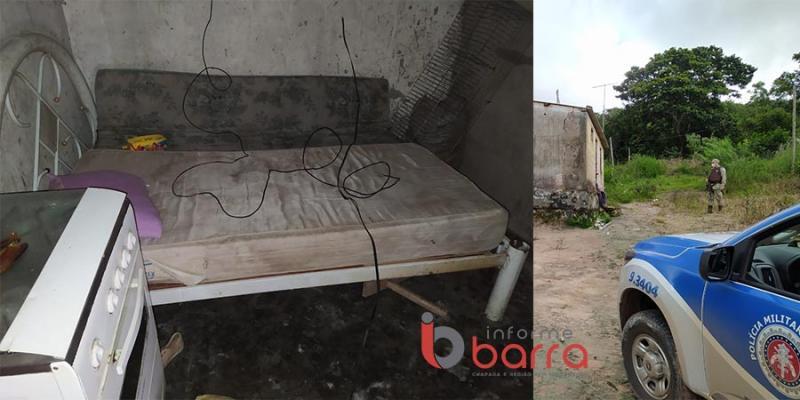 Idoso em condições de trabalho análogas à escravidão é resgatado pela PM em Barra da Estiva