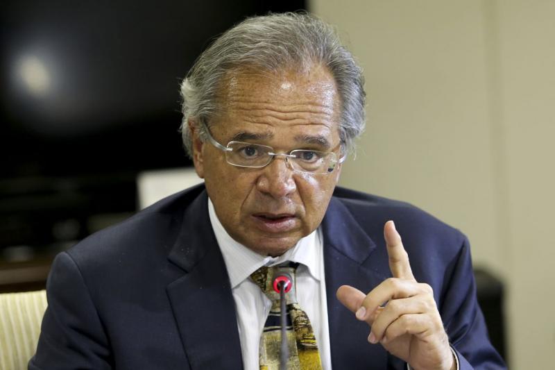 Guedes vai apresentar reforma da Previdência a governadores dia 20