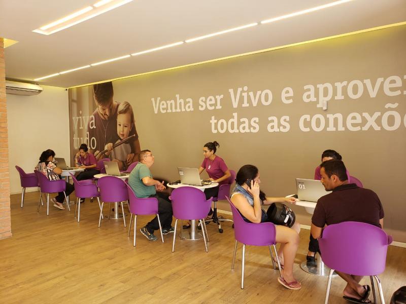 Promoção de Carnaval da Novo Cell, sua loja autorizada Vivo em Brumado
