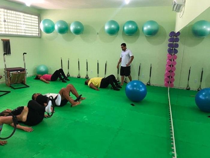 Brumado: Academia de Saúde do Bairro Dr. Juracy já comprova sua efetividade; já são 129 pacientes em atendimento de Pilates