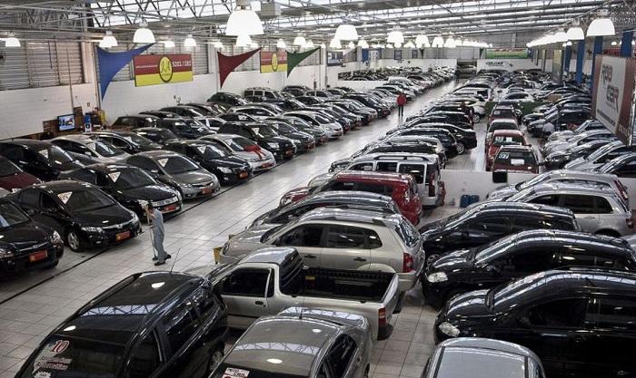 Venda de veículos aumenta 12,1% no primeiro semestre