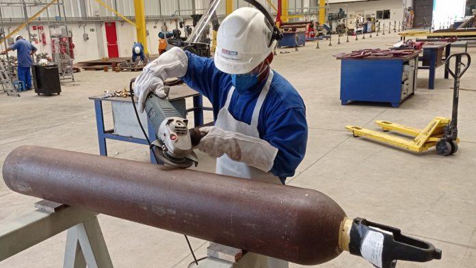 Brumado recebe cilindros de oxigênio do Governo do Estado da Bahia