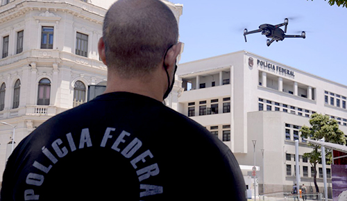 Eleições de 2020: Polícia Federal vai usar mais de 100 drones para combater irregularidades