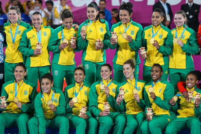 Pan: Ginástica do Brasil tem mais 4 medalhas