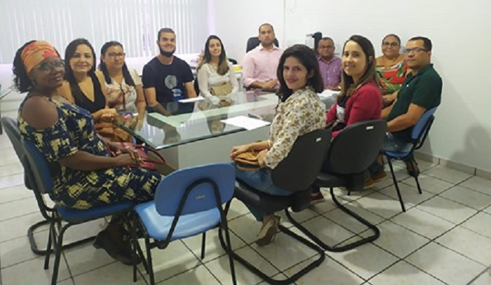 Aprovados no Concurso Público na área da Saúde tomam posse na Prefeitura de Brumado