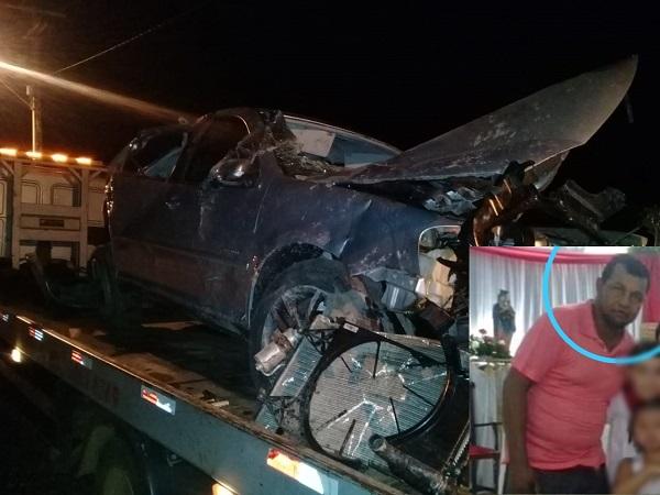 Acidente grave deixa uma vítima fatal e duas pessoas feridas próximo ao distrito de Sussuarana