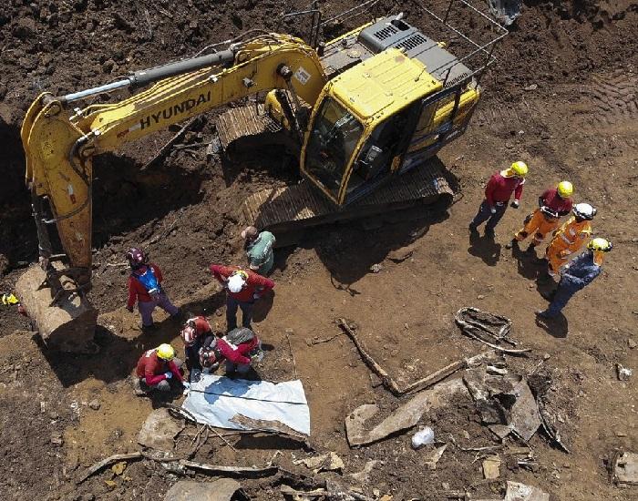 Mais um corpo de vítima da tragédia em Brumadinho é encontrado