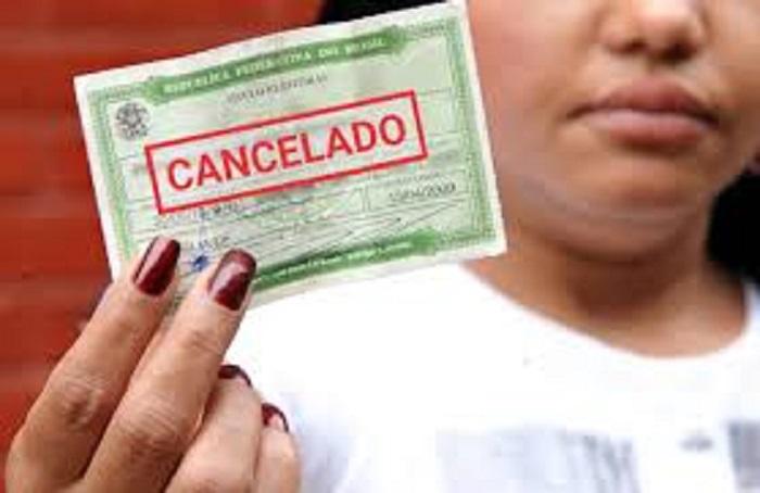 Eleitores que não comparecerem ao Cartório Eleitoral até o dia 18 de fevereiro terão o título cancelado