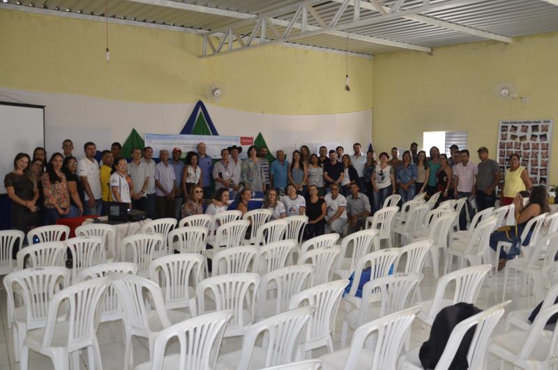 Malhada de Pedras realiza Conferência Inicial para implantação do Plano Municipal de Saneamento Básico