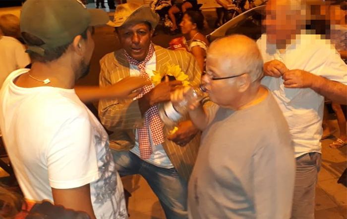 Lúcio Vieira Lima tem expectativa frustrada em Brumado após comparecer para ato de campanha