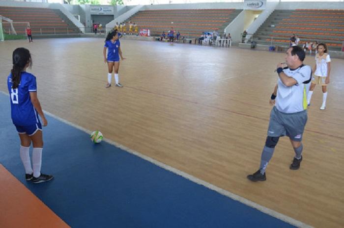 Jogos Escolares mobilizam estudantes da capital e do interior da Bahia