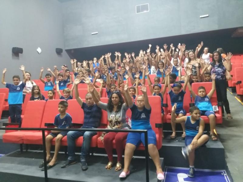 Programa educacional de integração com o Cinema é iniciado em Brumado
