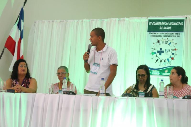 Rio do Antônio: VI Conferência Municipal de Saúde é realizada com sucesso