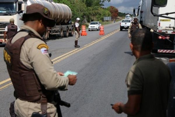 Operação combate crimes nas rodovias estaduais