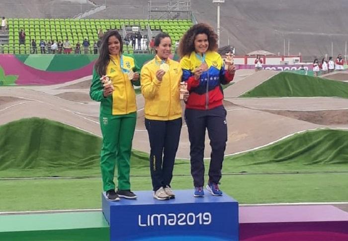 Atleta baiana conquista prata nos Jogos Pan-Americanos