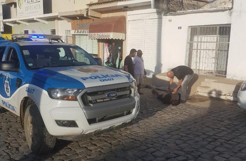 Acusado de ter participado de sequestro de empresário brumadense é preso em Santa Maria da Vitória