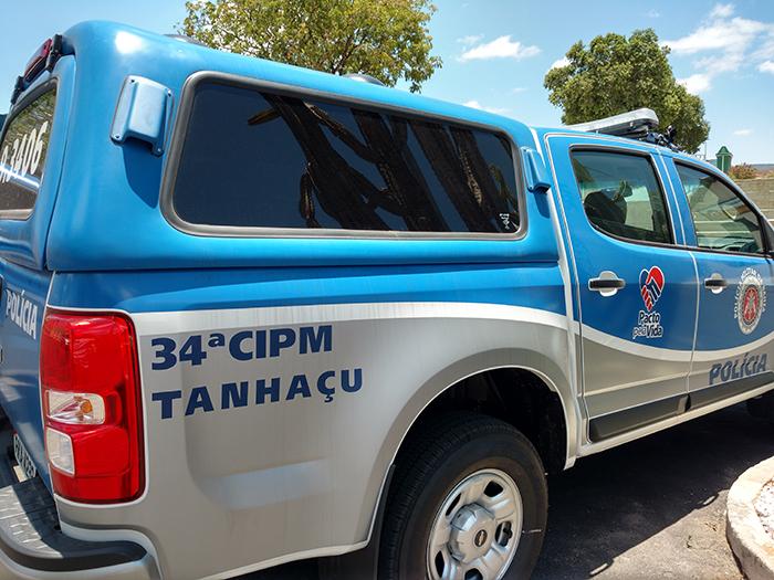 Com facão, meliantes assaltam posto de combustíveis em Tanhaçu
