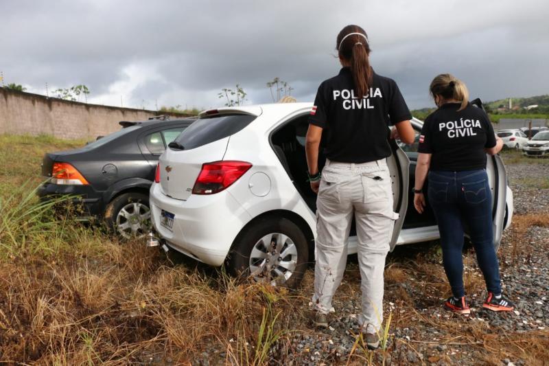 Polícia Civil inicia leilão de bens apreendidos com traficantes