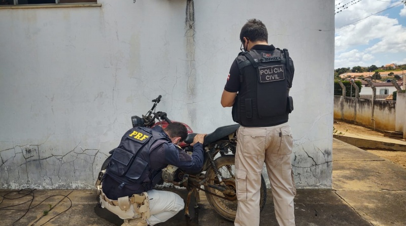 Sudeste da Bahia:  PRF, PC-BA e PM-BA realizam mais uma etapa da Operação Kapro