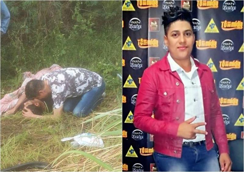 Capotamento de Micro-Ônibus deixa como vítima fatal filho do Cantor Cristiano Neves
