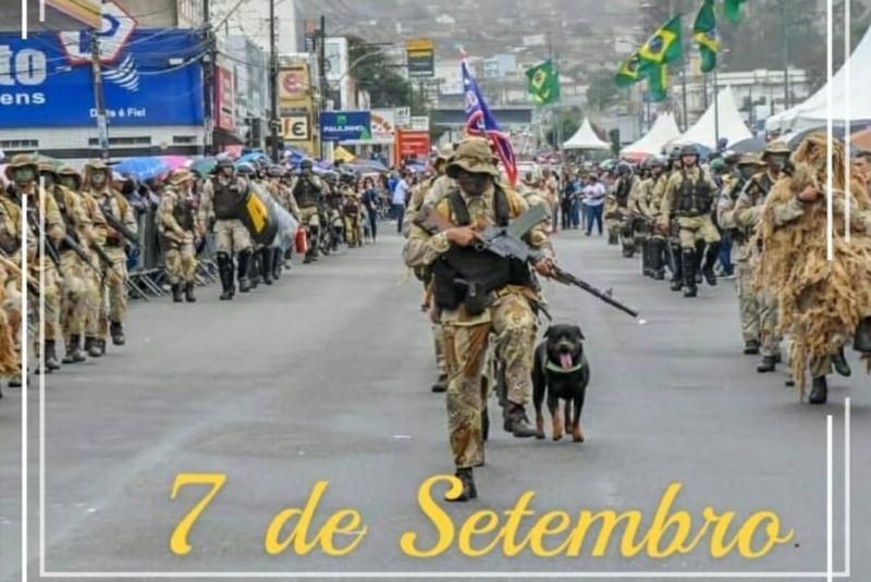 Cipe Sudoeste  se manifesta sobre as comemorações alusivas ao 7 de Setembro