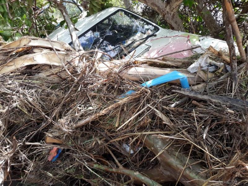 Condeúba decreta situação de emergência após chuvas causar estragos e atingir mais de 3 mil moradores