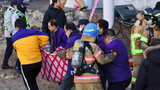 Incêndio em hospital da Coreia do Sul deixa pelo menos 41 mortos