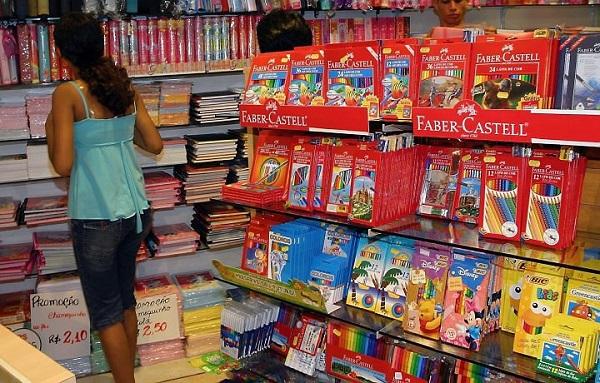 Ibametro fiscaliza material escolar até 20 de janeiro