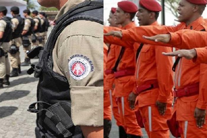 Concurso para Policia Militar e Corpo de Bombeiros alcança mais de 110 mil inscritos
