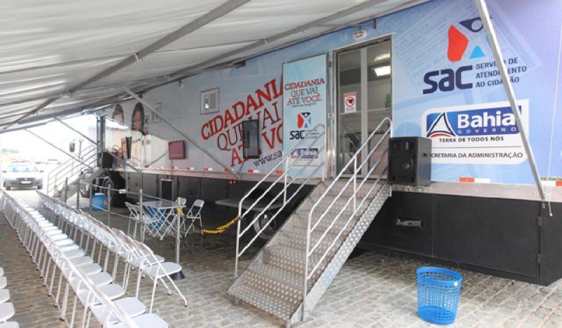 Serviço de Atendimento ao Cidadão estará em Caculé nos dias 7 e 8