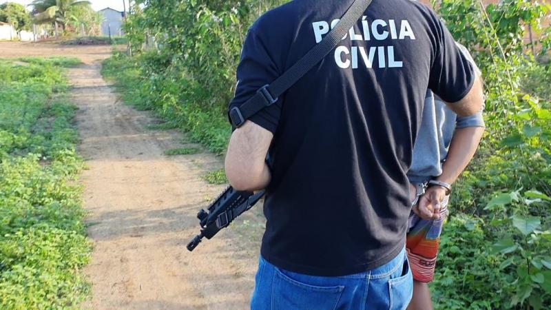 Operação em Carinhanha prende quatro acusados de estuprar criança de 10 anos