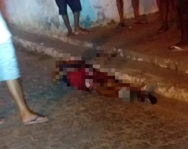 Jovem é executado a tiros no Bairro São Felix em Brumado