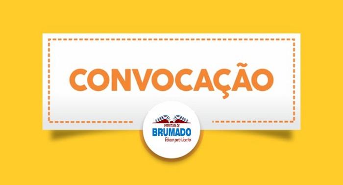 Prefeitura de Brumado convoca ambulantes e proprietários de barracas para reunião para tratar da festividade de aniversário