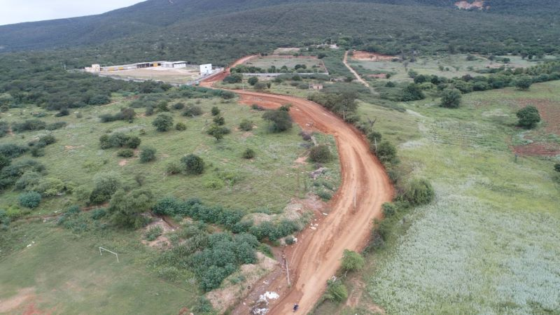 Prefeitura de Brumado inicia as obras de asfaltamento da Av. Paulo César Ribeiro