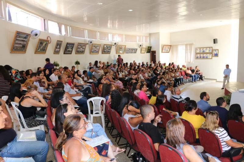 Rio do Antônio: Jornada Pedagógica é realizada pela Prefeitura e Secretaria de Educação