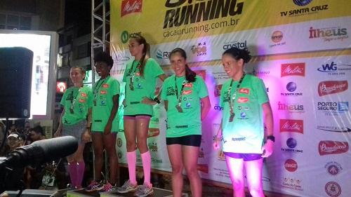 Brumadenses conquistam o primeiro lugar no masculino e no feminino no Circuito Cacau Running em Ilhéus