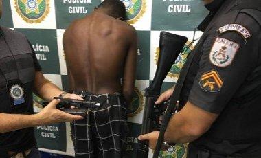 Polícia do Rio proíbe armas fora de serviço