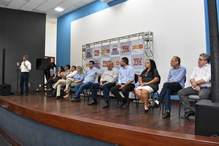 Guanambi: Governo do Estado inaugura sinal digital da TVE
