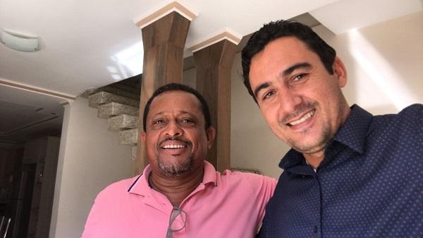 Brumado: Márcio Moreira se fortalece a cada dia; mais uma liderança declara apoio ao pré-candidato a deputado estadual