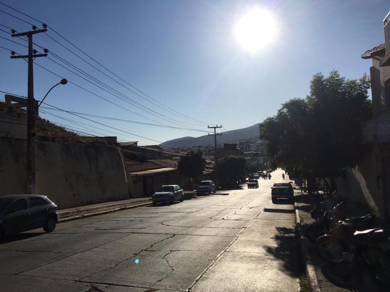 Brumado e mais 145 municípios tem situação de emergência decretada pela União devido à estiagem