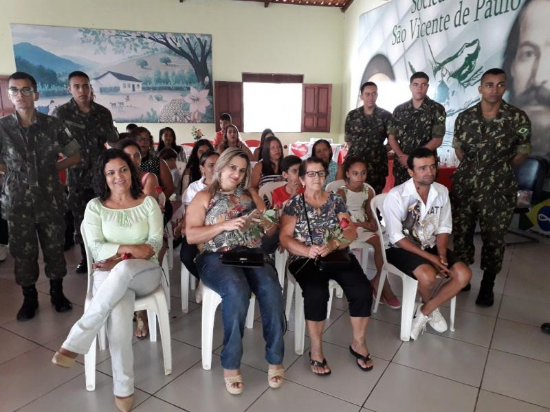 Tiro de Guerra promove ação especial em homenagem ao dia das mães