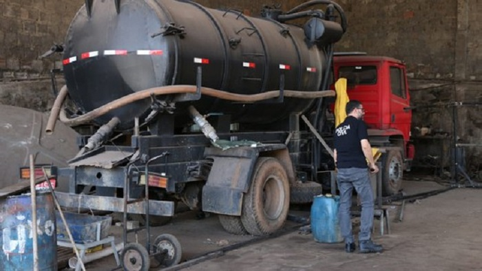 Operação cumpre mandados contra grupo suspeito de adulterar combustível na Bahia