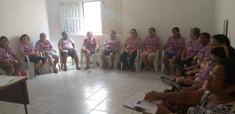 Serviço de Fortalecimento de Vínculos inicia as atividades em Aracatu