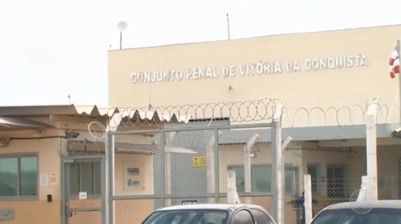 Detento é achado morto dentro de cela do Conjunto Penal de Vitória da Conquista