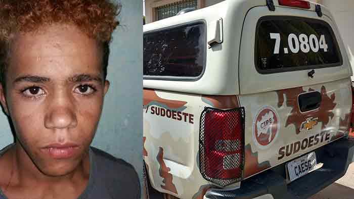 Ao trocar tiros com policiais da Cipe, adolescente é alvejado e morre após dar entrada no hospital de Brumado