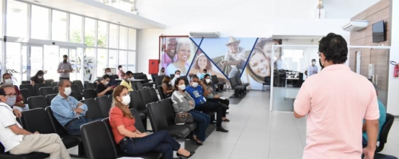 Prefeito de Guanambi quer instalação de Centro de Apoio ao COVID-19 na região