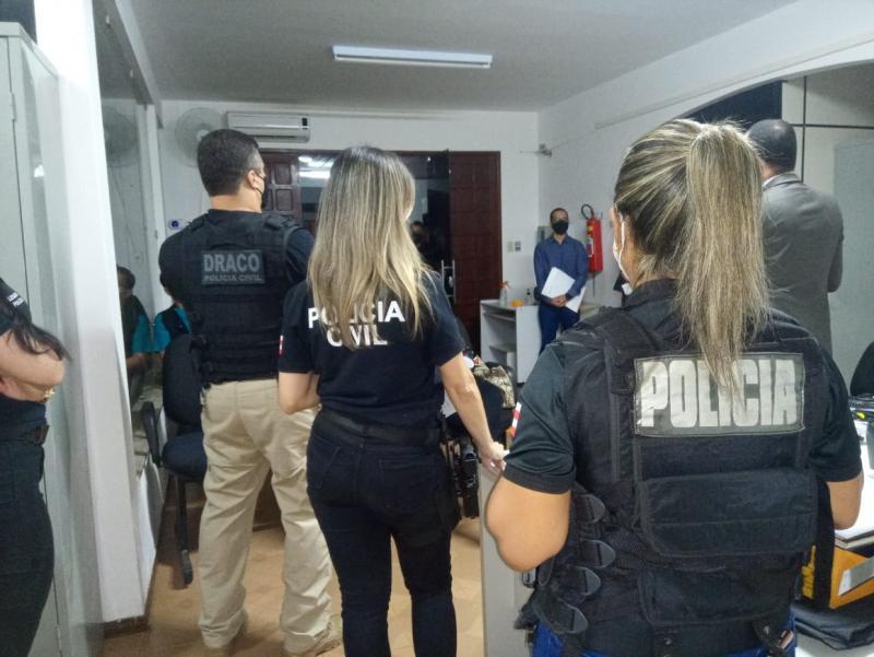 Chapada Diamantina: Esposa e advogada de empresário são presas em Operação Marca-Passo em em Irecê
