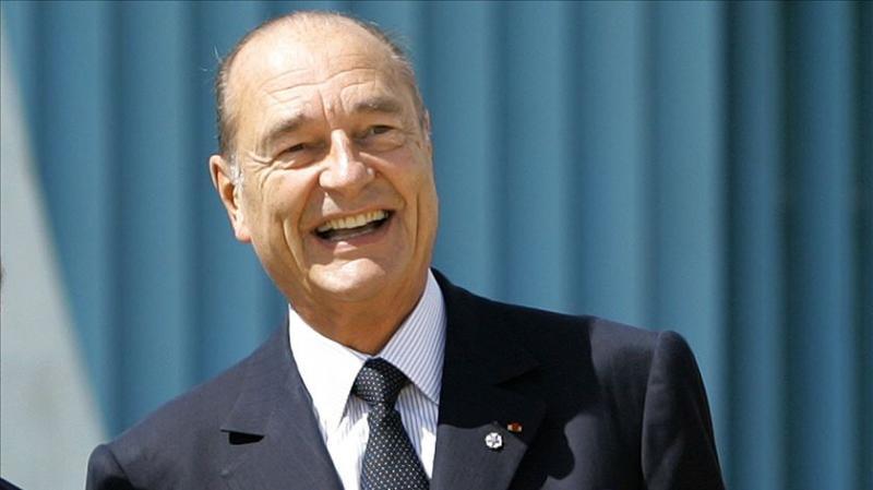 Aos 86 anos, morre ex-presidente francês Jacques Chirac