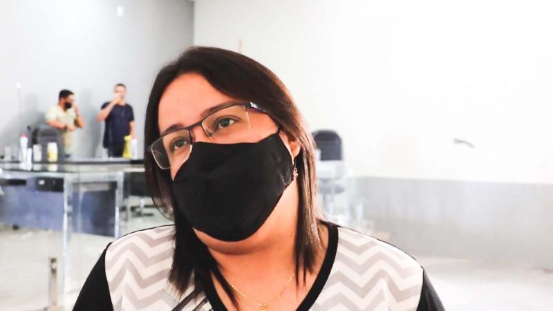 Juliana Maia fala sobre indicações, covid e irregularidades da gestão passada em Aracatu; confira a reportagem